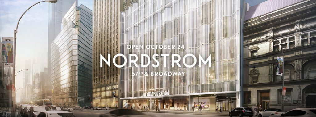 Nordstrom NYC Flagship Store Opening