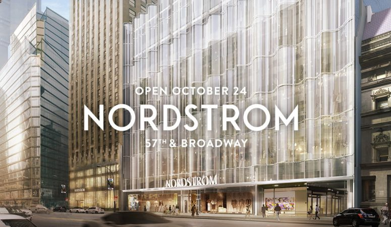 Nordstrom NYC Flagship Store opening in the Big Apple this fall
