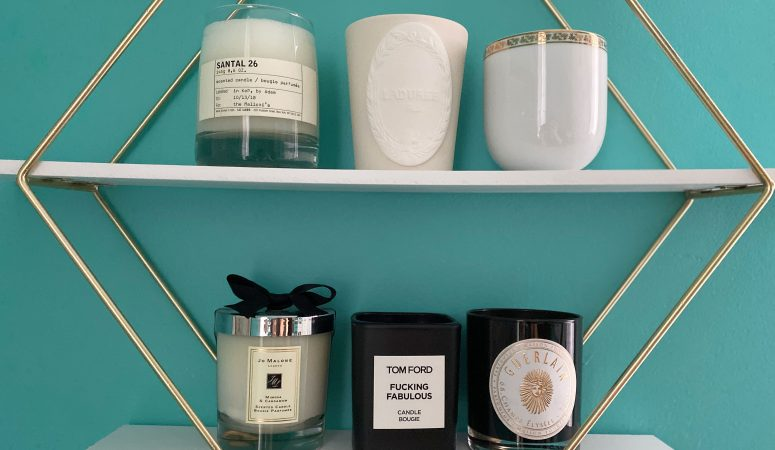 Review of a Luxury Candle collection worth drooling over
