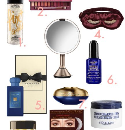 10 beauty products i'm obsessed with in december