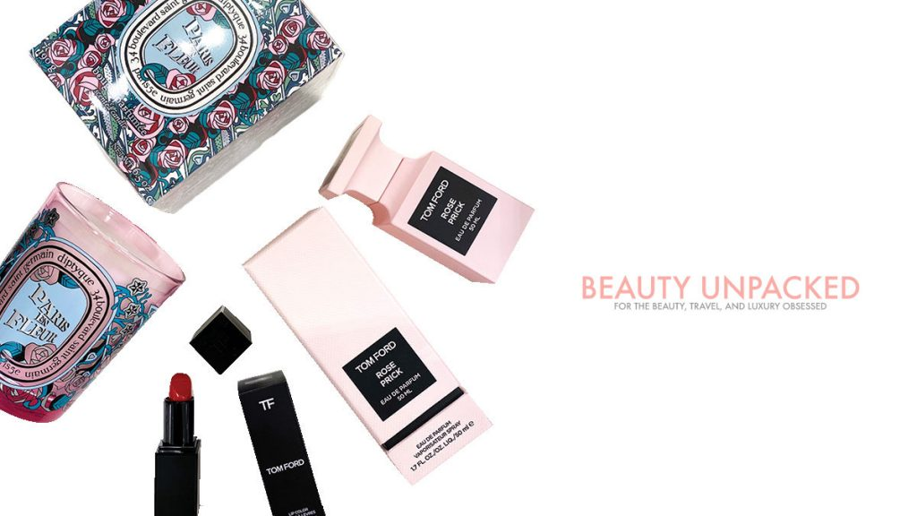 tom ford rose prick - beauty unpacked
