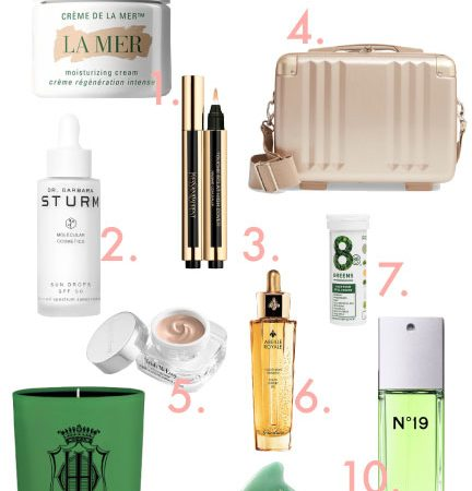 10 luxury beauty Must-Have products I'm obsessed with in March