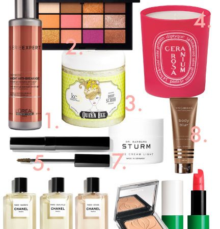 10 Luxury Beauty Products I'm obsessed with in May