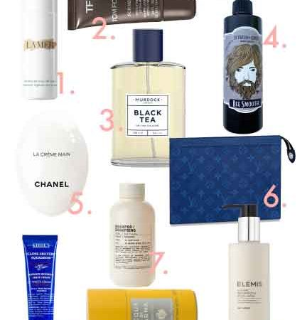 10  must-have Men's Grooming Products for 2020