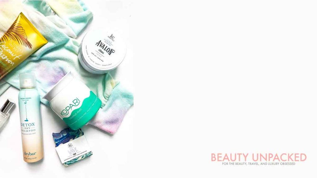 Photo by Beauty Unpacked- Coconut Scented Products  Tie Dyed top by Bohemy Market