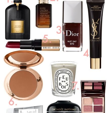 10 Luxury Beauty Products I'm obsessed with in September. You may have to try them for yourself.